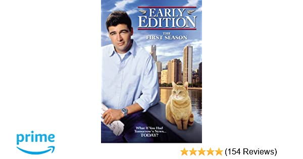 Amazon com: Early Edition: Season 1: Kyle Chandler: Movies & TV