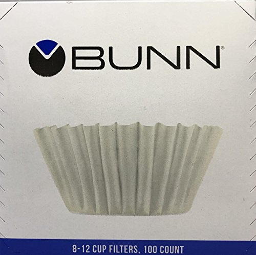 - Paper Coffee Filter (Pack of 2, 100 count each)