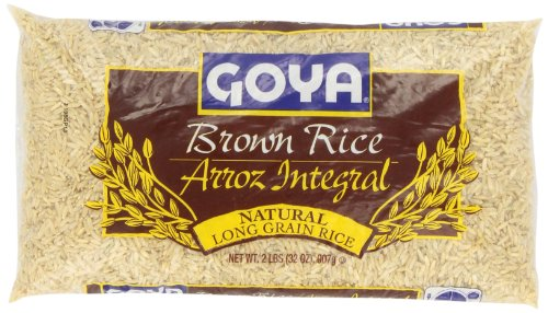 : Goya Brown Rice, 32 oz