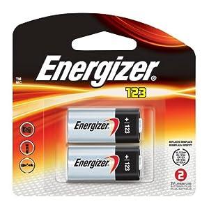 Energizer -EL123APB