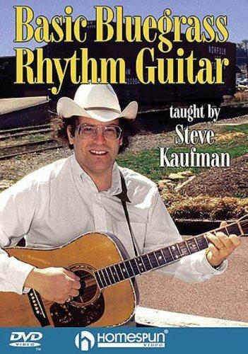 Basic Bluegrass Rhythm Guitar [DVD] [Region 1] [US Import] [NTSC]