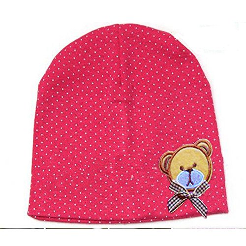 Cool Baby Beanie Boy Girls Soft Hat Knitted Caps Toddler Kids Cold Winter Warm Hat