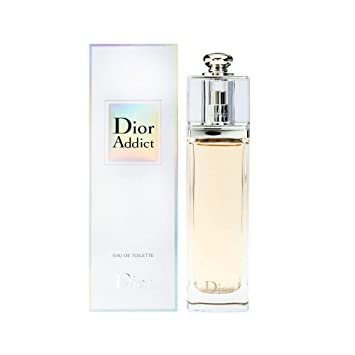f4218d27 Christian Dior Addict Eau De Toilette Spray for Women, 3.4 Ounce