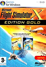 Fr Flight Sim X-Gold Win32      DVD Case DVD