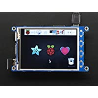 2616-PiTFT Plus 3.2in Touchscreen for Raspberry Pi