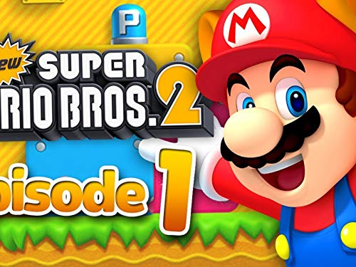 Mario Games For Kids - Clip: World 1! Tons of