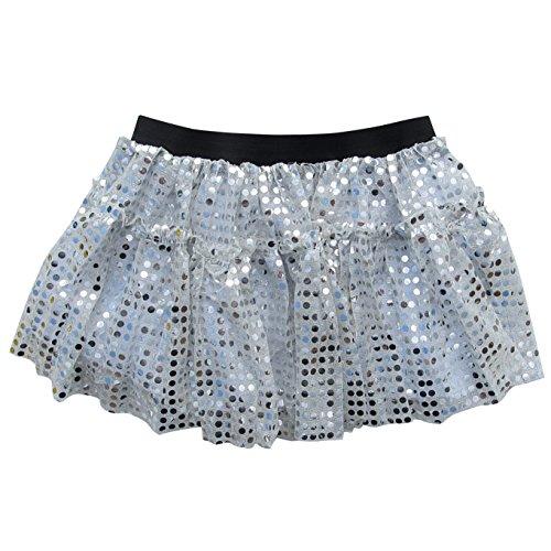 Sparkle Running Skirt Race Tutu - Size 6-16, Costume, Princess, Ballet, Dress-Up, 5K 10K (L/XL, (5 Below Halloween Costumes)