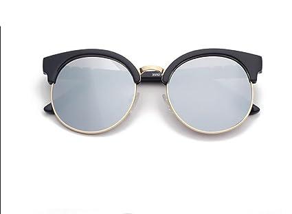 QQB Gafas Gafas de Sol Gafas Gafas de Marea Femenina La ...