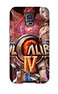 Patricia L. Williams's Shop Best New Fashion Premium Tpu Case Cover For Galaxy S5 - Video Game Soulcalibur 5907383K14544413