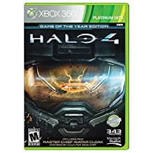 Halo 4 - Game of the Year - Xbox 360 - Game Of The Year Edition