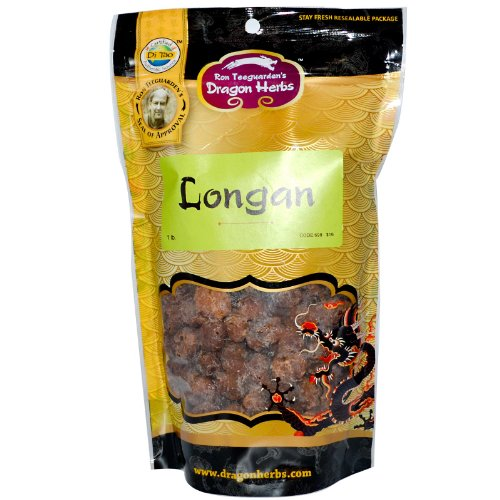 Dragon Herbs, Longan Fruit, 1 lb, My Pet Supplies