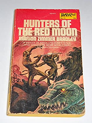 book cover of Hunters of the Red Moon