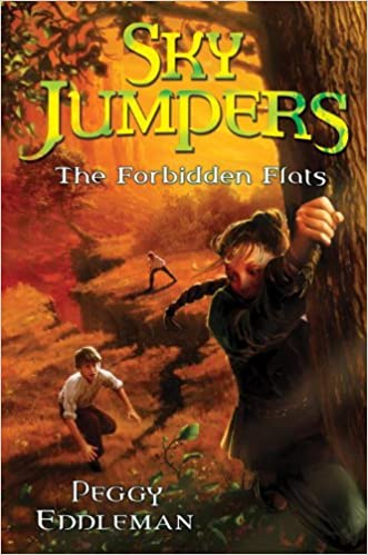 Book Sky Jumpers Book 2: The Forbidden Flats