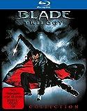 Blade 1 - 3 - Exklusiv Limited Uncut Box im Schuber (Deutsche Tonspur) - Blu-ray