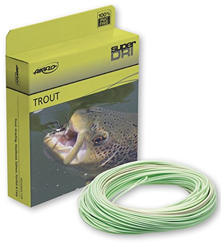 Airflo Fly Line Super-Dri River & Stream