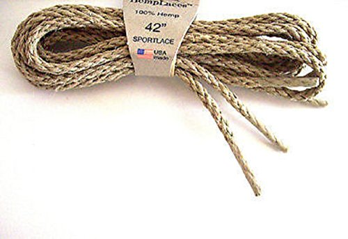 True Hemp Pure Natural Organic Lace HEMPS Shoe Lace Shoes Natural Real Shoelace walk running