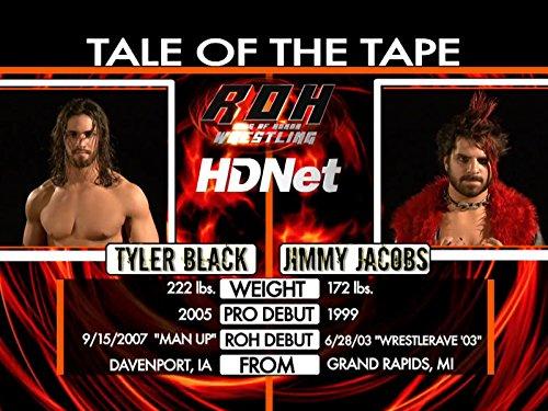 Tyler Black vs. Jimmy Jacobs