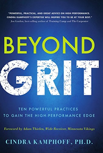 Beyond Grit: Ten Powerful Practices to Gain the High-Performance Edge cover