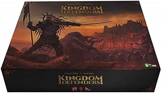EDICIONES PRIMIGENIO- Kingdom Defenders - español, Color (EPKD0001): Amazon.es: Juguetes y juegos