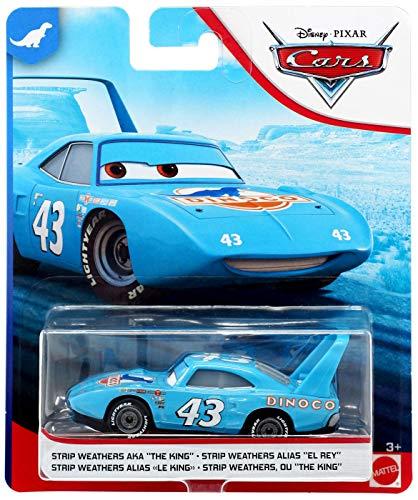[해외]DisneyPixar Cars Diecast The King Vehicle / DisneyPixar Cars Diecast The King Vehicle