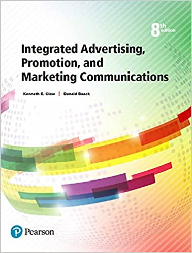 Amazon integrated advertising promotion and marketing integrated advertising promotion and marketing communications 8th edition kindle edition fandeluxe Image collections