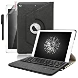 Best Boriyuan Wireless Keyboard Ipads - New iPad 9.7 2018 2017 Keyboard Case, Boriyuan Review
