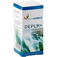 Detox dimagrante naturale diuretico depurativo naturale drenante rimuove e disintossica le tossine antiossidanti 500ml aiuta a perdere peso per uomini e donne DEPUR +
