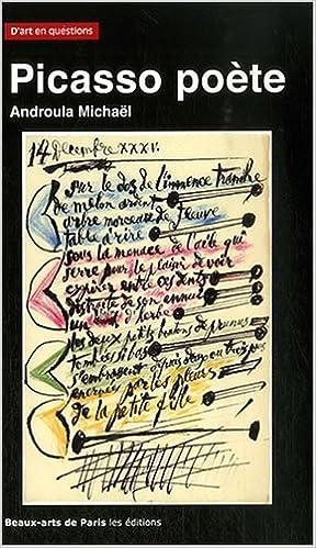 Ebook et téléchargement gratuit Picasso poète by Androula Michaël in French MOBI