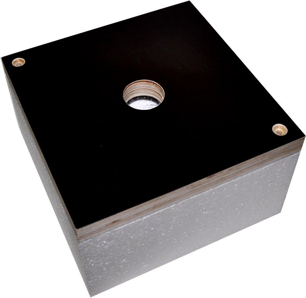 Montagequader WDV//WDVS bei Fassadend/ämmung f/ür Lampen Wasserhahn Bei D/ämmung 180mm