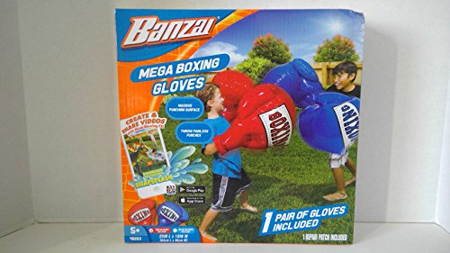 Kids Inflatable Mega Boxing Gloves