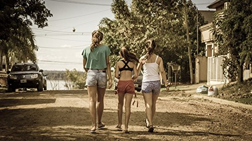 Afternoon Path - Home Comforts Laminated Poster Walkers Girls Afternoon Campestre Walk Field Path Poster 24x16 Adhesive Decal