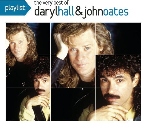 Playlist: The Very Best of Daryl Hall and John Oates (Eco-Friendly Packaging) by Hall & Oates (2008) Audio CD