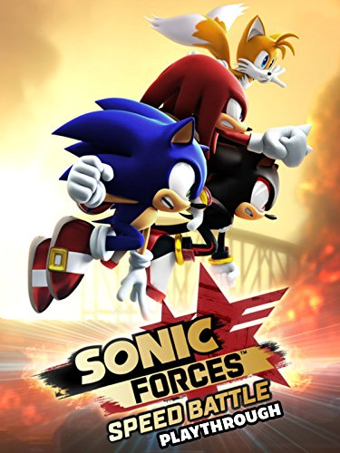 Clip: Sonic Forces Speed Battle Playthrough -