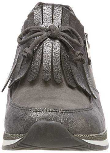 Trainers 2 Marco on Tozzi Comb grey 2 24702 225 Slip Grey Women's Dk 225 21 HEz8qET