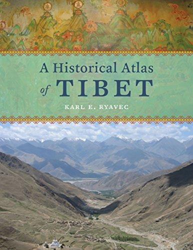 A Historical Atlas of Tibet