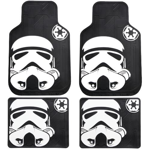 Storm Trooper With Galactic Empire Logo Star Wars Car Truck Suv