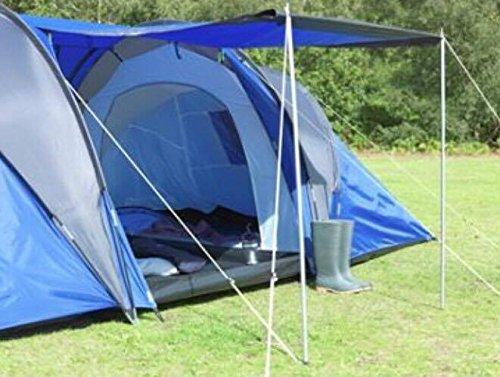 Pro Action 6 Man Person 2 Room Tent: Amazon co uk: Kitchen