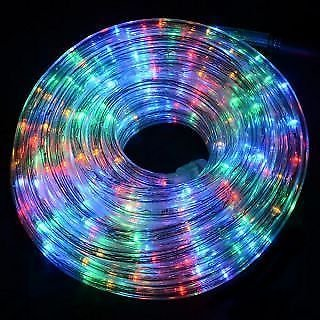 Buy mufasa multi color led rope light 35 feet online at low prices mufasa multi color led rope light 35 feet mozeypictures Images