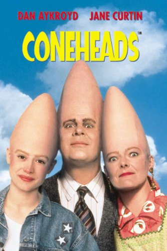 The Coneheads (Best Sketch Comedy Shows)
