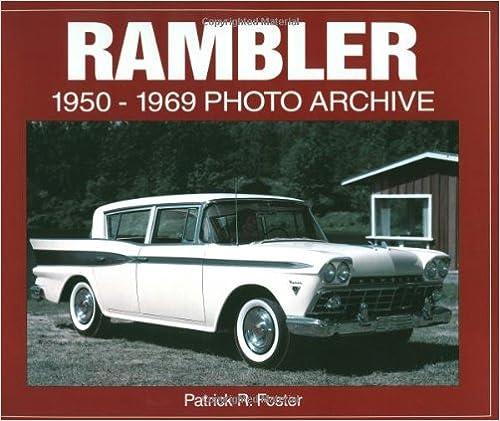 Download Rambler Automobiles PDF | Thomas Foolery Book Archive
