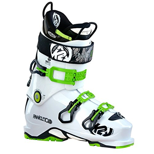 K2 Pinnacle 100 Ski Boots Mens Sz 8.5 (26.5)