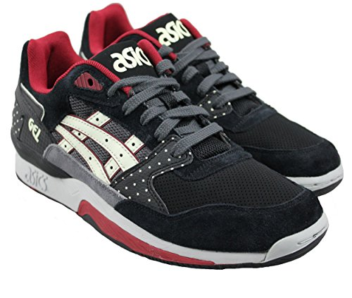 Asics Onitsuka Tiger GT Quick Shoes Black Glow in the Dark Black