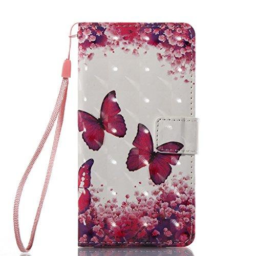 Magnetica Pelle Con Cover Stand Case Huawei Protettiva 01 Bookstyle Per P8 In Flip Custodia Chiusa Pu Lite Portafoglio wCnOHXq