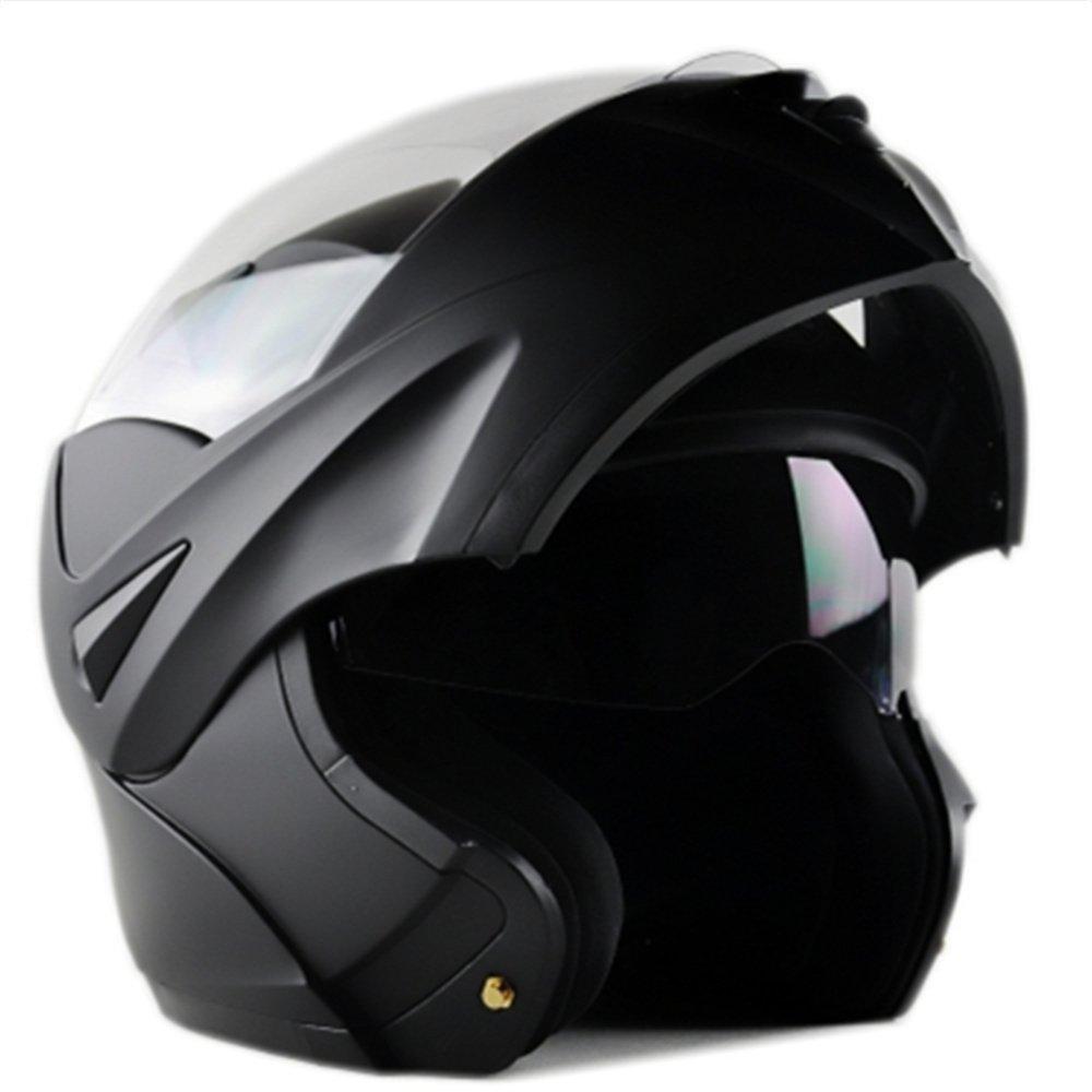 Motorcycle Dual Visor Helmet