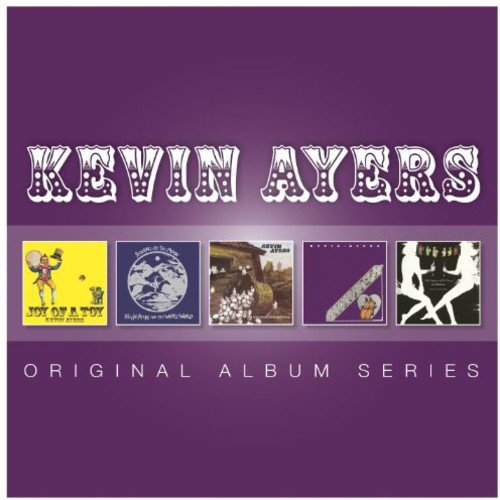 Kevin Ayers - Original Album Series -  Kevin Ayers - Zortam Music