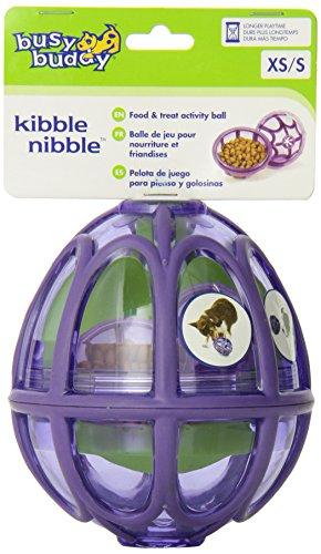 Amazon #LightningDeal 65% claimed: PetSafe Busy Buddy Kibble Nibble Feeder Ball, Small