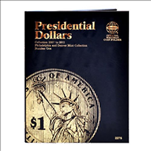 Presidential Dollar Folder,P&D Mint