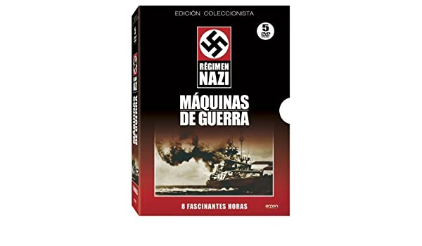 Amazon.com: War Machines - Maquinas de guerra. El r??gimen nazi - Jeffrey Wolf (5 DVD) by Jeffrey Wolf: Jeffrey Wolf: Movies & TV