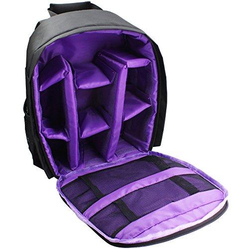 Purple Olympus Waterproof Camera - 6