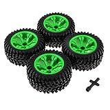 50 mm rc car tires - B Blesiya Width 50mm RC Rubber Tyre Tire for 1:12 WLtoys L959 L979 12404 12409 12428, JJRC:Q39,Q40,Q46 Racing Cars